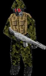 Possessed Soldier