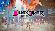 Dusk Diver - Announcement Trailer PS4