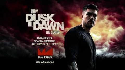 From Dusk Till Dawn Season 3 Seth Gecko