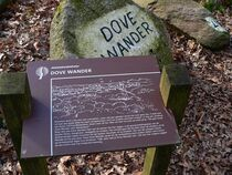 The Border Stone that divides Amen, Grolloo, Hooghalen and Zwiggelte