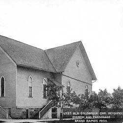 Beckwith Hills Christian Reformed Church, Grand Rapids, Michigan