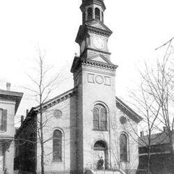 First Christian Reformed Church, Grand Rapids, Michigan