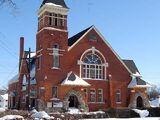 Alpine Avenue Christian Reformed Church, Grand Rapids, Michigan