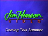 Jim Henson Video (1993) Coming This Summer
