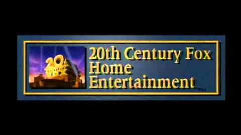 20th Century FOX Home Entertainment (1995-2009) 60p variant (fast fade)