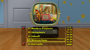 Toy Story The Ultimate Toy Box Collection (Disc 2) Toy Story 2 2000 DVD Chapters Menu -34