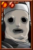 Bill Potts Cyberman Portrait