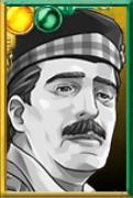 Fan Brigadier BW Colonel Portrait