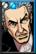 The Twelfth Doctor Infinity Portrait