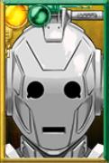 Fan Brigadier Cyberman Portrait