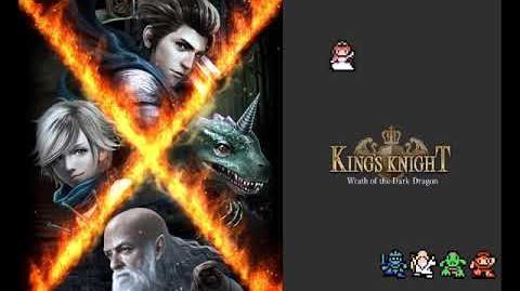 Boss Battle - King's Knight Wrath of the Dark Dragon