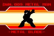 SSB Metal Blade
