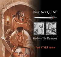 Brand New QUEST - Godless The Dungeon