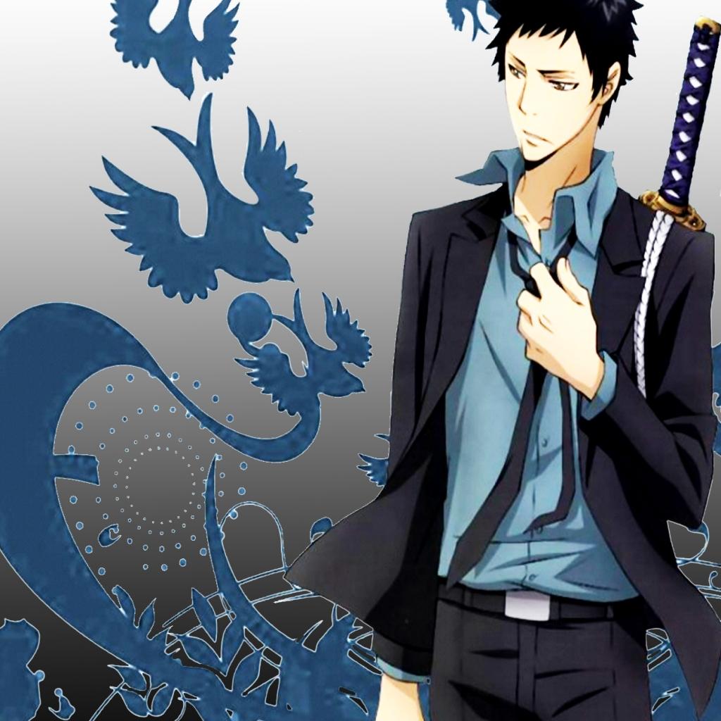 Jin Muto (The Magic Knight)