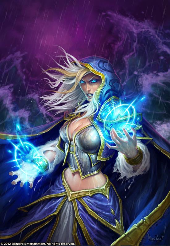 Morgana Le Fay (Magic God)