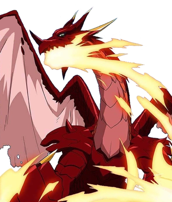 Ddraig (Return of the Prince of Darkness)