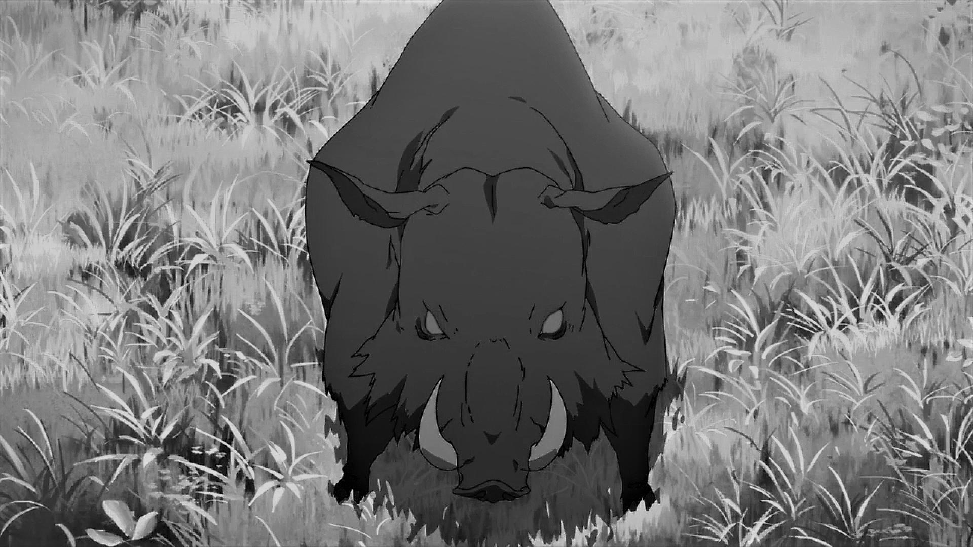 Murderer's Boar