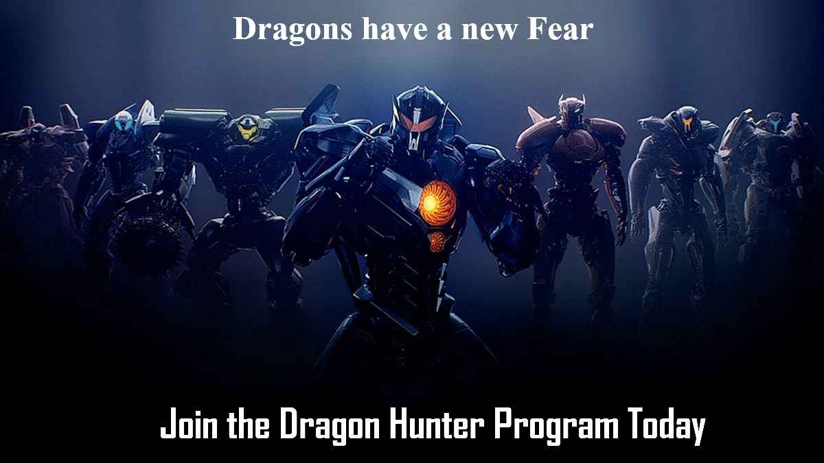 Dragon Hunters (Dragon Rage)