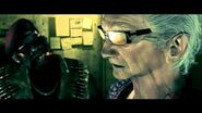 HD Resident Evil 5 Spencer's return !