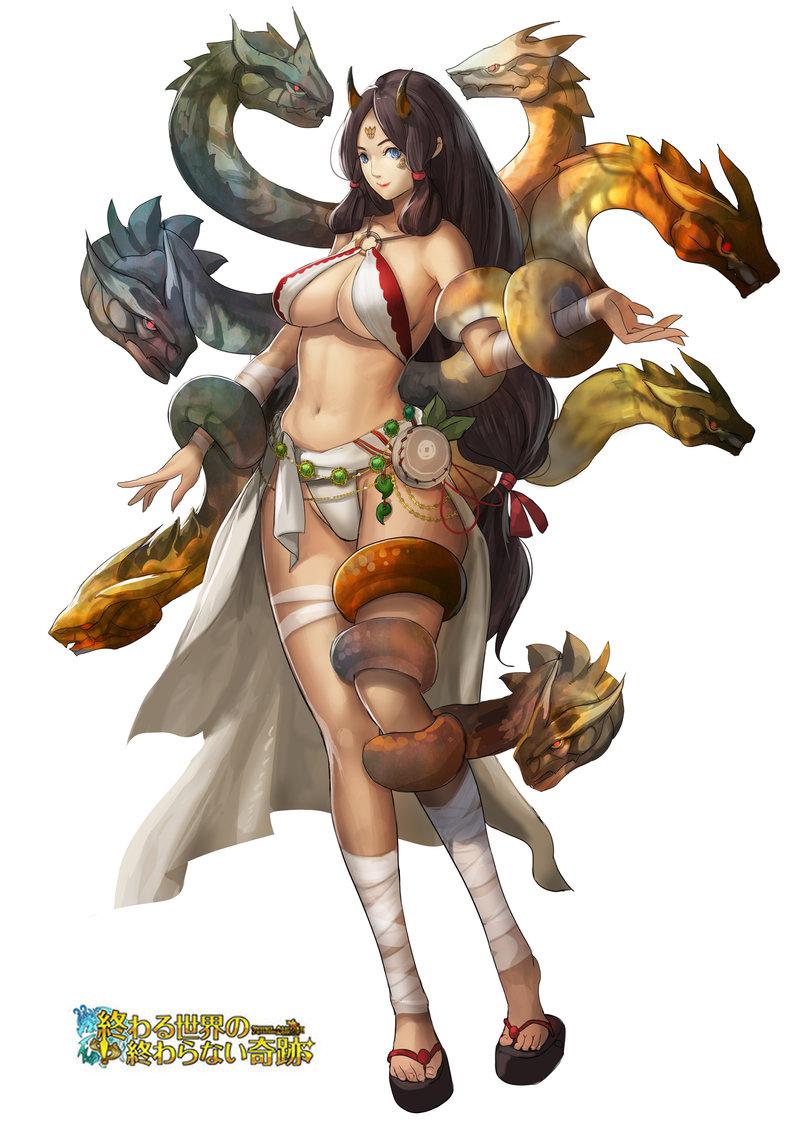 Yamata no Orochi (Orochi Cosmos Gear)