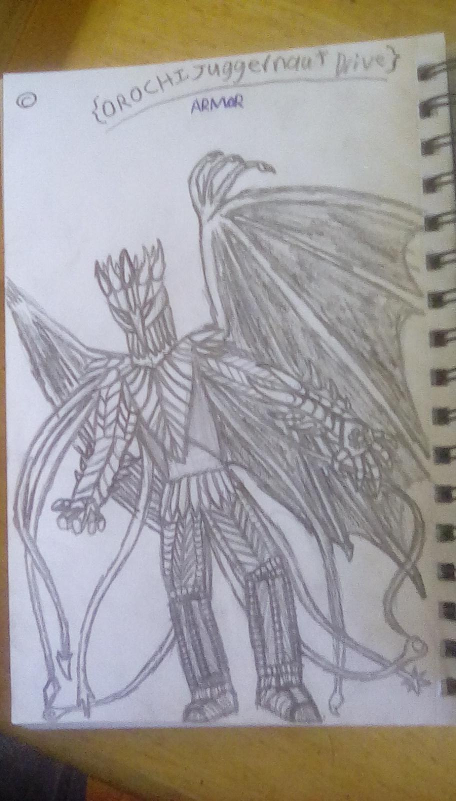 Orochi Cosmos Gear