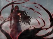 Fuego negro del infierno