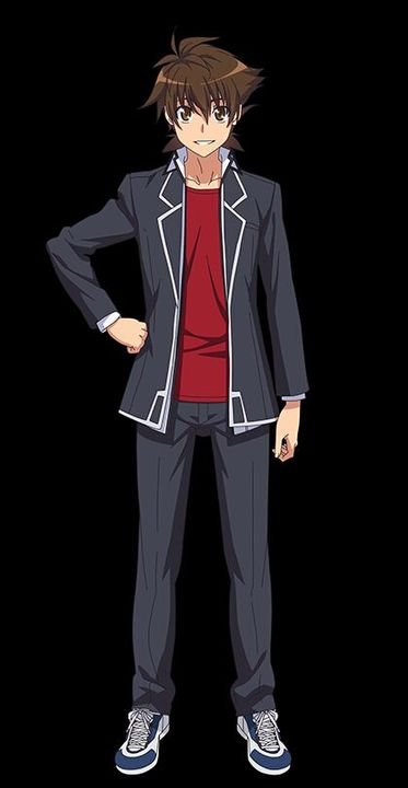 Issei Hyoudou (kanon + fandom)/powers and abilities