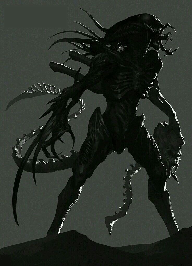 Centanu, the Alien God of Death (Rageverse)