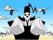 Grim Reaper Pluto