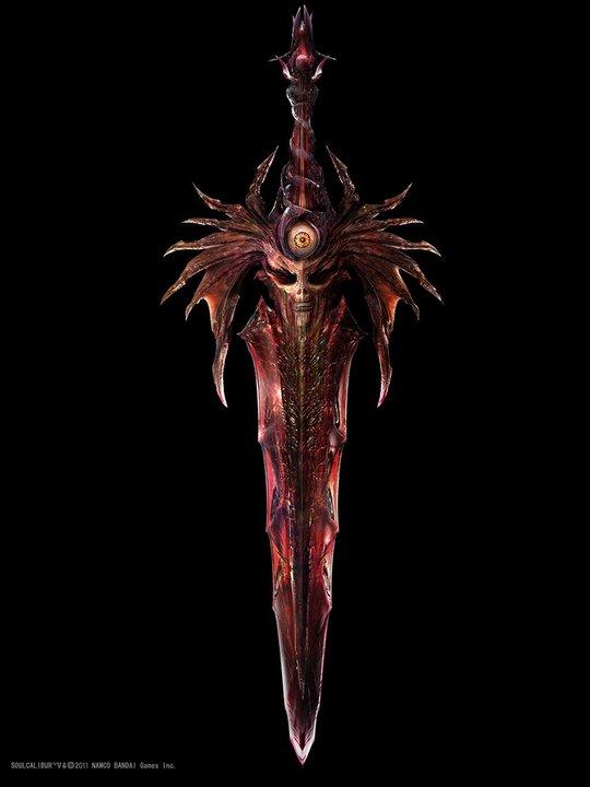 Corrupted Excalibur