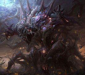 Beelzebub's true form