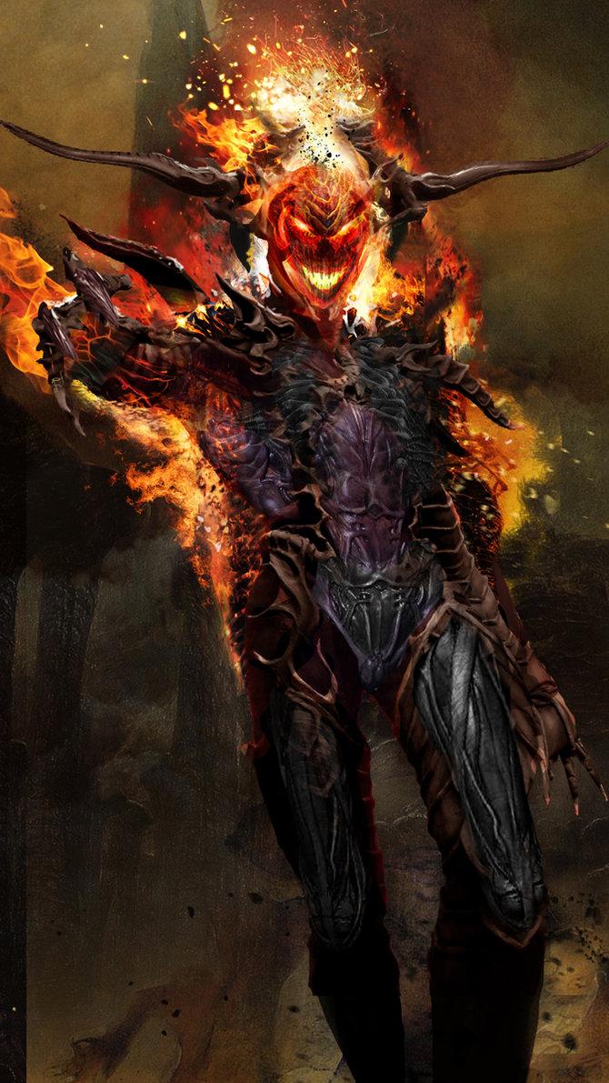Hell Demon (Solarverse)