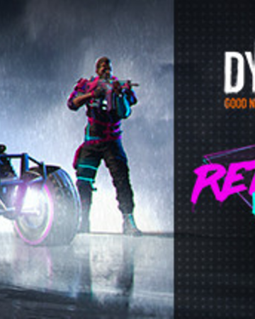Dying light - retrowave bundles