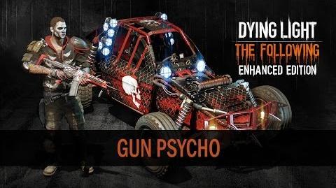 Dying Light The Following Gun Psycho Bundle DLC Trailer