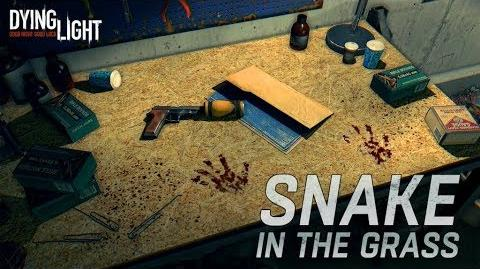 Content Drop 6 Snake in the Grass