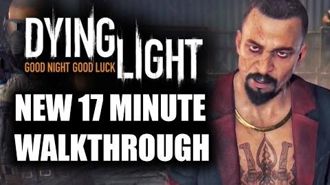 Dying Light Gameplay Walkthrough Demo Parkour, Map, Coop, Crafting, Night, Weapons PS4 Xbox One PC