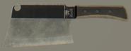 Premium Slaughterhouse Cleaver