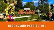 Dying Light Bad Blood - Blocks and Parries 101