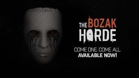 Dying Light - The Bozak Horde DLC Launch Trailer