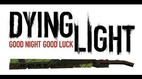 Dying Light Korek machete 2