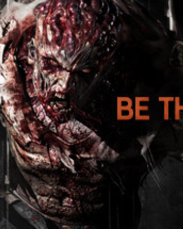 Be the Zombie on Steam (Header).png
