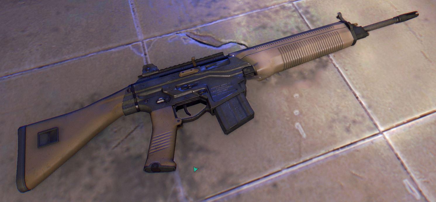 Полицейская винтовка