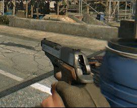 Американский пистолет 9 мм