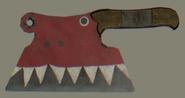 Legendary Oriental Cleaver