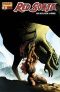 Red Sonja 05 Cover A