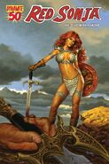 Red Sonja 50 Cover C