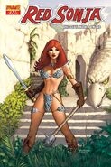 Red Sonja 66 Cover B