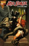 Red Sonja 05 Cover D