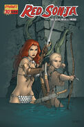 Red Sonja 10 Cover C