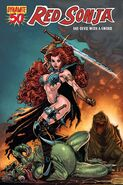 Red Sonja 50 Cover B